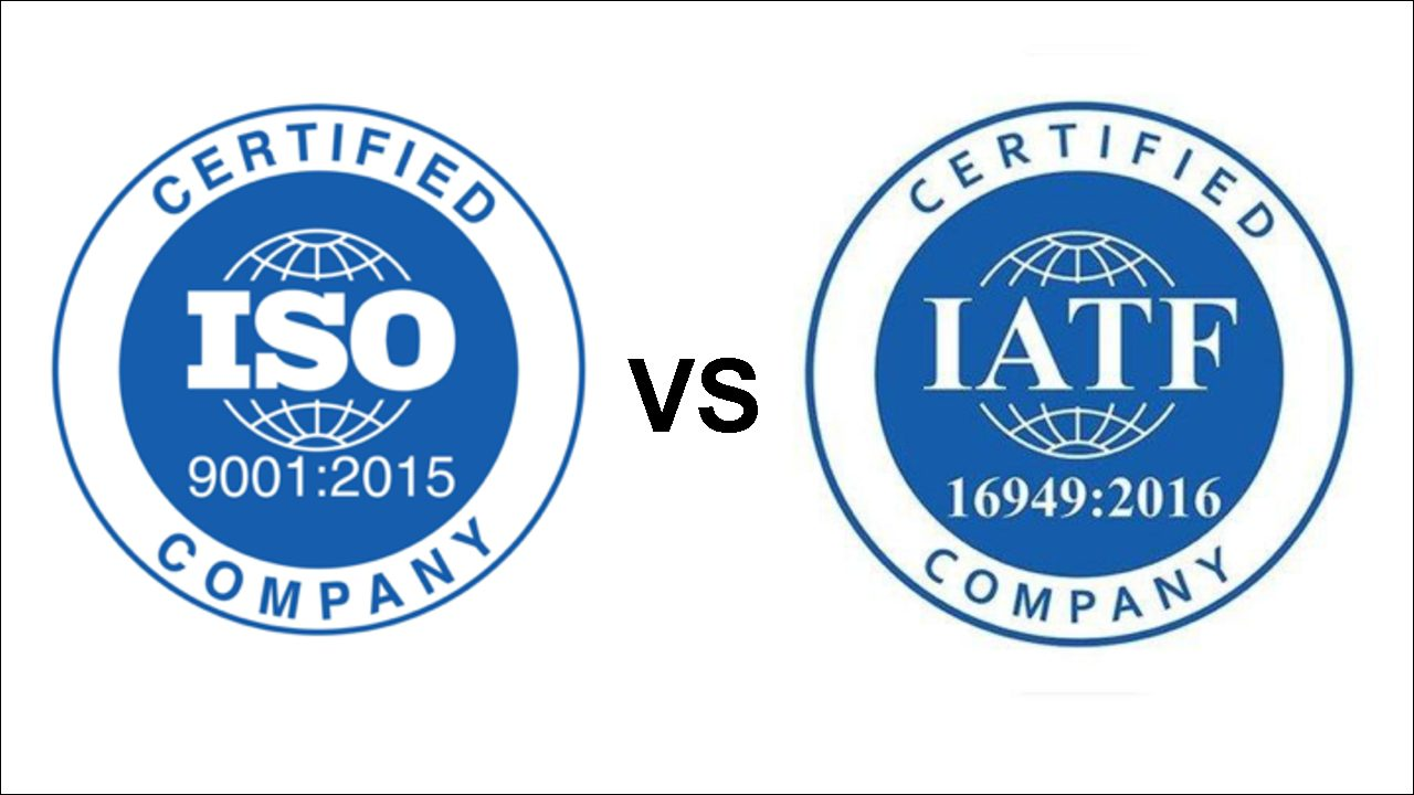 A Painless Guide to the Difference between ISO 9001 and IATF 16949